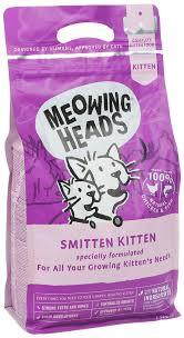 <b>Сухие корма</b> для кошек <b>Barking Heads</b>
