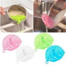 <b>1PC Durable Clean Leaf</b> Shape Rice Wash Sieve Beans Peas ...