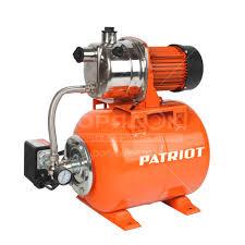 <b>Насосная станция Patriot PW850-24</b> INOX, 0.85 кВт, 50 л/мин в ...