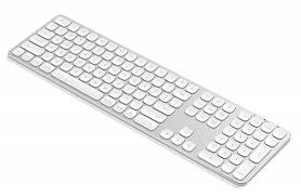Satechi <b>Aluminum Bluetooth Keyboard</b> Review & Rating   PCMag.com