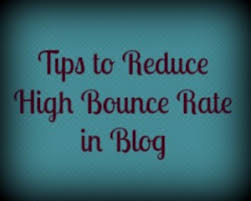 How To Reduce Your Blog Bounce Rate