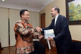 Hasil gambar untuk kerjasama indonesia iran