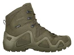 <b>LOWA</b> Task Force: Work <b>boots</b> for <b>military</b> and other deployments
