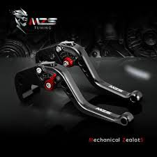 MZS Clutch Brake Levers <b>For Honda GROM</b>/<b>MSX125</b> 2014-2019 ...