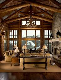 lodge cabin furniture ideas