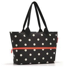 <b>Сумка reisenthel Shopper</b> E1 RJ7051 mixed dots, текстиль ...