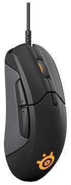 <b>Мышь SteelSeries Rival 310</b> Black USB — купить по выгодной ...
