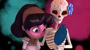 dia de los muertos good short films