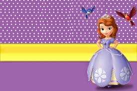 sofia the first printable invitations oh my fiesta in sofia the first printable invitations oh my fiesta in english