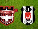 Gaziantepspor-Beşiktaş maçı muhtemel 11'leri