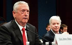 Image result for gen Flynn/Mattis