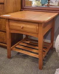 Aa Laun Coffee Table A A Laun End Table New England Home Furniture Consignment