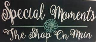 Home page for <b>Special Moments</b> The Shop On Main in Nashville, AR