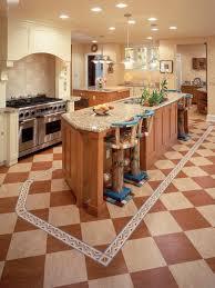 Tiles For Kitchen Floor Kitchen Floor Buying Guide Hgtv