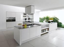 clean kitchen:  gorgeous white retro kitchen featured
