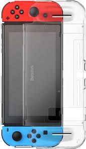 <b>Baseus</b> - Protective <b>Case</b> - Nintendo Switch - Transparent ...