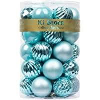 Amazon Best Sellers: Best <b>Christmas Ball Ornaments</b>