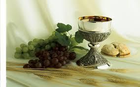 Znalezione obrazy dla zapytania eucharystia dziękowac