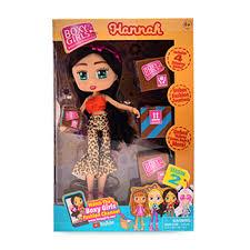 <b>Кукла 1toy Boxy</b> Girls 20 см с аксессуарами в 4х коробочках кор. 1 ...