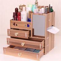 Wholesale <b>Wooden Makeup Organizers</b> for Resale - Group Buy ...
