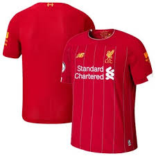 Liverpool Jerseys, <b>LFC</b> Shop, Liverpool 6 Time Champions Jersey ...