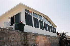 building materials patio room