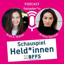 Schauspiel-Held*innen, der Podcast des Bundesverbands Schauspiel e.V.