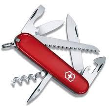 <b>Нож перочинный Victorinox Camper</b> (1.3613) 91мм 13функций ...