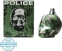 Buy <b>Police To Be Camouflage</b> Eau de Toilette - 125 ml Online In ...