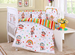 baby bedding crib cot sets 9 piece paul frank theme rrp 149 baby mickey crib set design