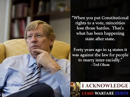 Ted Olson's quotes, famous and not much - QuotationOf . COM via Relatably.com