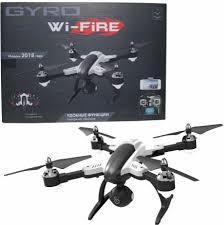 Машина радиоуправляемая <b>1TOY Gyro</b>-<b>WI</b>-<b>FIRE Квадрокоптер</b> ...