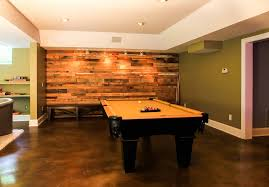 industrial track lighting basement contemporary with man cave pallet wall image by daniel m martin architect llc basement track lighting