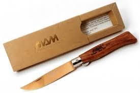 Практичный <b>складной нож Douro</b> Titanium 83 мм (бубинга) <b>MAM</b>