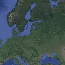 Карта <b>Орловской области</b>