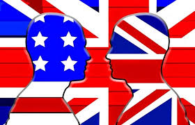 Resultado de imagen de british vs american english