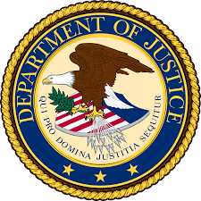 Image result for department of justice logo