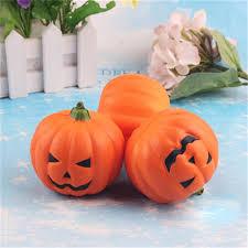 2017Hot Sale <b>Halloween Artificial Pumpkin</b> face head <b>Simulation</b> ...