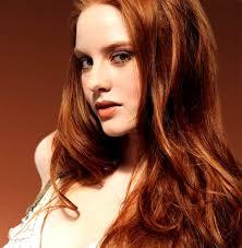 Meine Haarstruktur und dann rote Haare wie Amy Adams oder <b>Barbara Meier</b>. - barbara_meier