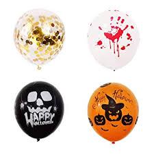 Ochine 1pcs PVC Spiral Charm <b>Halloween Balloons</b> Combination ...