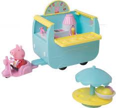 Свинка Пеппа Игровой набор <b>Палатка с</b> мороженым <b>Peppa Pig</b> ...