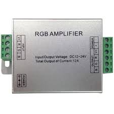 Усилитель <b>контроллера</b> RGB <b>Horoz</b> Electric <b>Amplifier</b>-12A (<b>101</b> ...