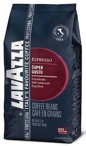 <b>Кофе</b> в зернах <b>Lavazza Super</b> Gusto UTZ, 1 кг — купить в ...