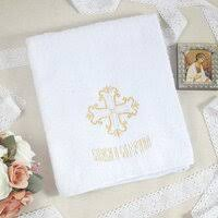 """«Полотенце на крестины """"Святое Таинство Крещения ..."""