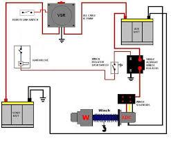 winch wiring diagram winch wiring diagrams winch split charge wiring winch wiring diagram winch split charge wiring