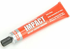 evo stik impact instant contact adhesive g tube of multi purpose evo stik impact instant contact adhesive 65g tube of multi purpose glue