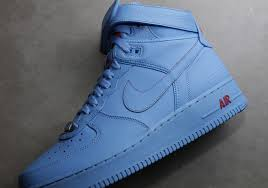 <b>Nike Air Force 1</b> High Don C CW3812-400 Release | SneakerNews ...