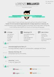 cv resume sketch on behance