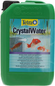 """Средство для очистки прудовой воды от мути <b>Tetra</b> """"<b>Pond Crystal</b> ..."""