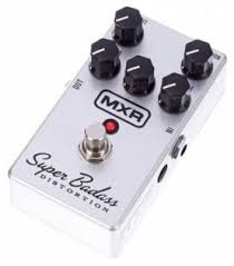 <b>Педаль</b> Distortion/Overdrive <b>Dunlop MXR</b> M75 Super Badass ...